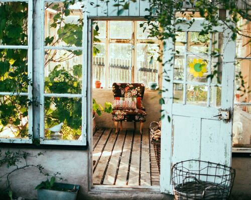 chair_greenhouse_flower_summer_home-130722
